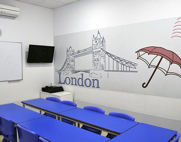 Time 4 English galeria instalaciones