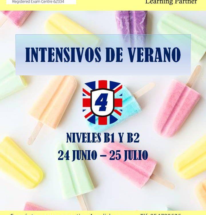 INTENSIVOS DE VERANO 4