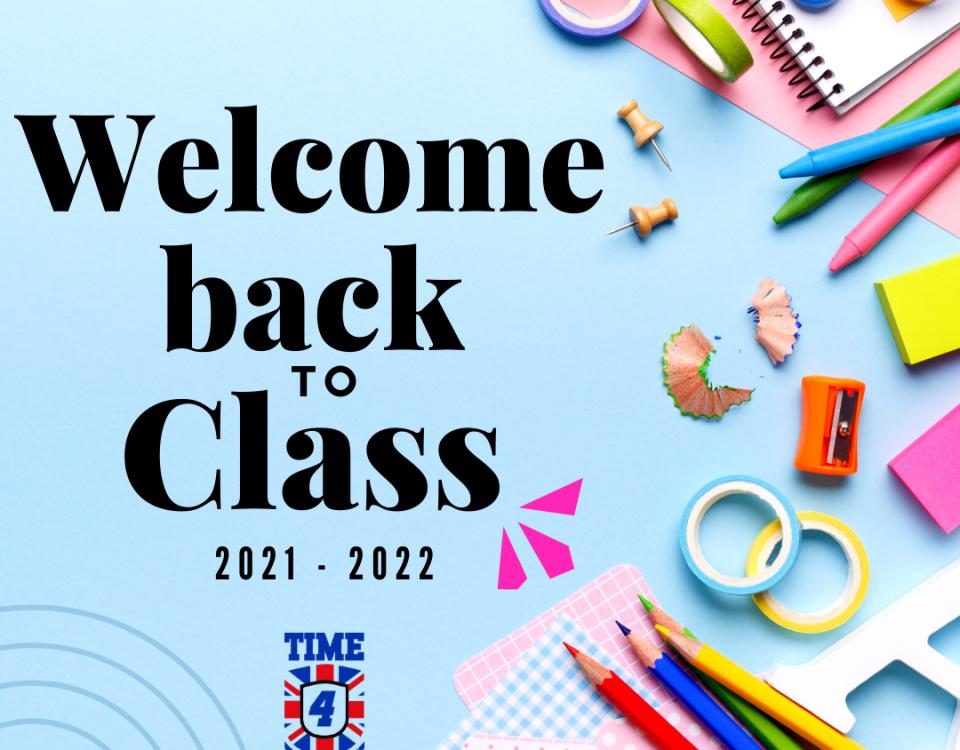 VUELTA A CLASE 2021-22